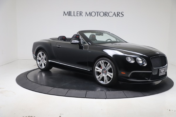 Used 2014 Bentley Continental GT V8 S for sale $114,800 at Maserati of Westport in Westport CT 06880 9