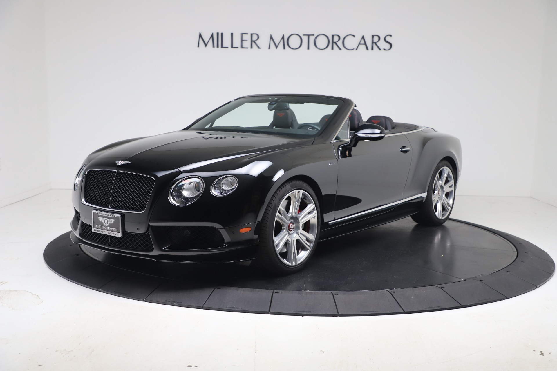 Used 2014 Bentley Continental GTC V8 S for sale $109,900 at Maserati of Westport in Westport CT 06880 1