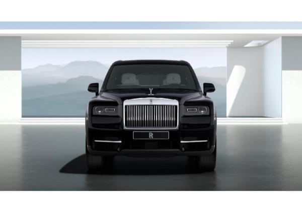 New 2021 Rolls-Royce Cullinan Base for sale $376,075 at Maserati of Westport in Westport CT 06880 2