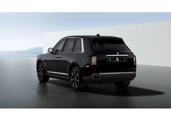 New 2021 Rolls-Royce Cullinan Base for sale $376,075 at Maserati of Westport in Westport CT 06880 3