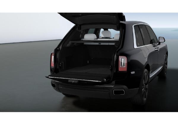 New 2021 Rolls-Royce Cullinan Base for sale $376,075 at Maserati of Westport in Westport CT 06880 4