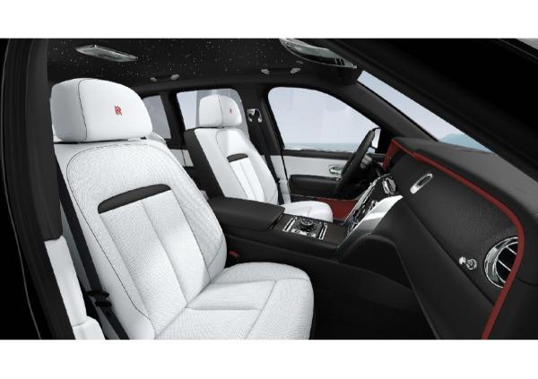 New 2021 Rolls-Royce Cullinan Base for sale $376,075 at Maserati of Westport in Westport CT 06880 5