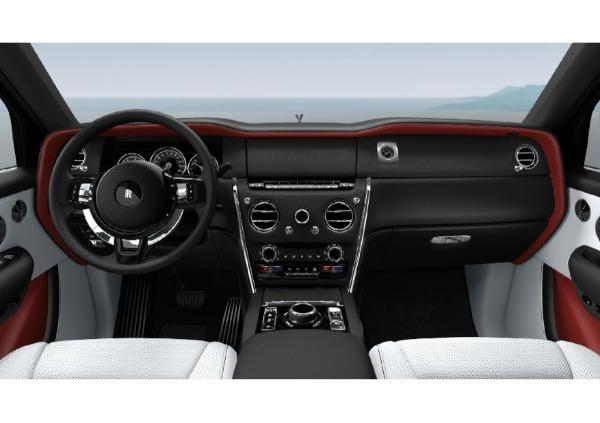New 2021 Rolls-Royce Cullinan Base for sale $376,075 at Maserati of Westport in Westport CT 06880 6