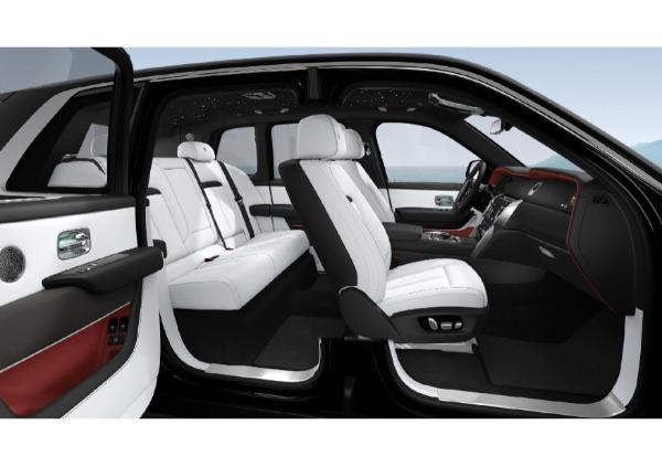 New 2021 Rolls-Royce Cullinan Base for sale $376,075 at Maserati of Westport in Westport CT 06880 7