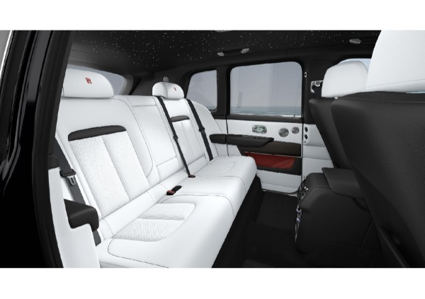 New 2021 Rolls-Royce Cullinan Base for sale $376,075 at Maserati of Westport in Westport CT 06880 8