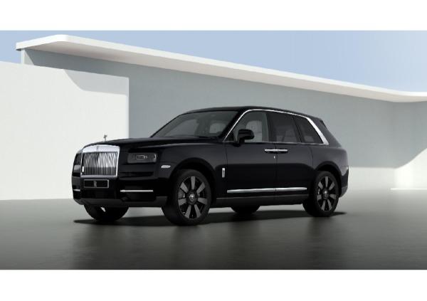 New 2021 Rolls-Royce Cullinan Base for sale $376,075 at Maserati of Westport in Westport CT 06880 1
