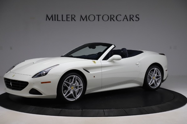 Used 2016 Ferrari California T for sale Sold at Maserati of Westport in Westport CT 06880 2