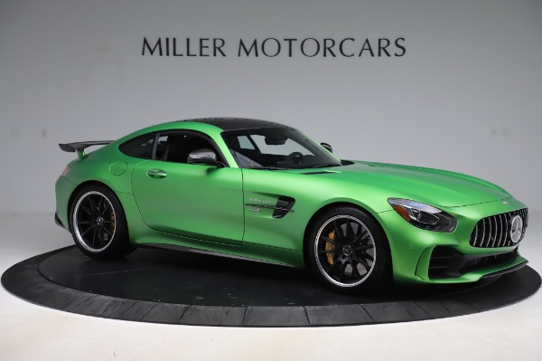 Used 2019 Mercedes-Benz AMG GT R for sale $155,900 at Maserati of Westport in Westport CT 06880 10