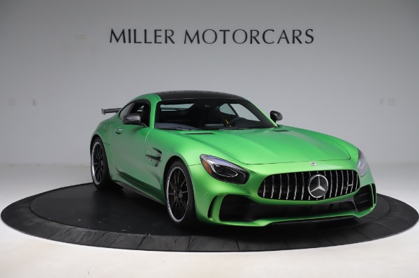 Used 2019 Mercedes-Benz AMG GT R for sale $155,900 at Maserati of Westport in Westport CT 06880 11