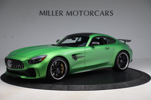 Used 2019 Mercedes-Benz AMG GT R for sale $155,900 at Maserati of Westport in Westport CT 06880 2