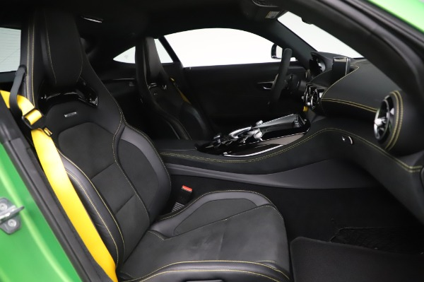 Used 2019 Mercedes-Benz AMG GT R for sale $155,900 at Maserati of Westport in Westport CT 06880 20