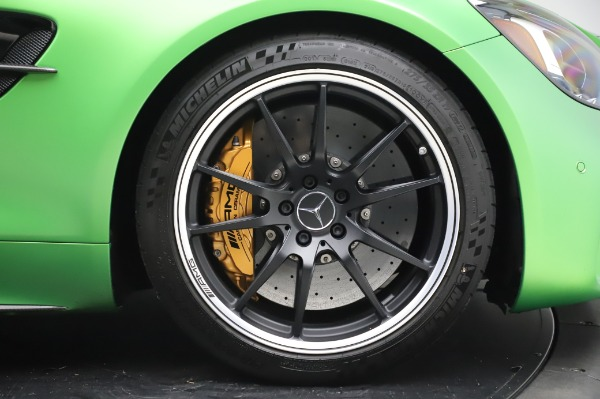 Used 2019 Mercedes-Benz AMG GT R for sale $155,900 at Maserati of Westport in Westport CT 06880 23