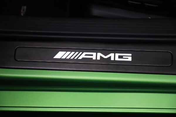 Used 2019 Mercedes-Benz AMG GT R for sale $155,900 at Maserati of Westport in Westport CT 06880 27
