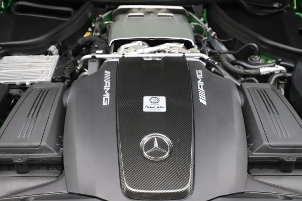 Used 2019 Mercedes-Benz AMG GT R for sale $155,900 at Maserati of Westport in Westport CT 06880 28