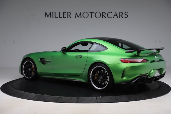 Used 2019 Mercedes-Benz AMG GT R for sale $155,900 at Maserati of Westport in Westport CT 06880 4