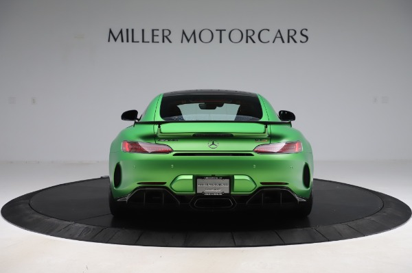 Used 2019 Mercedes-Benz AMG GT R for sale $155,900 at Maserati of Westport in Westport CT 06880 6