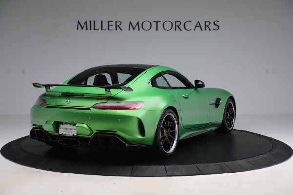 Used 2019 Mercedes-Benz AMG GT R for sale $155,900 at Maserati of Westport in Westport CT 06880 7