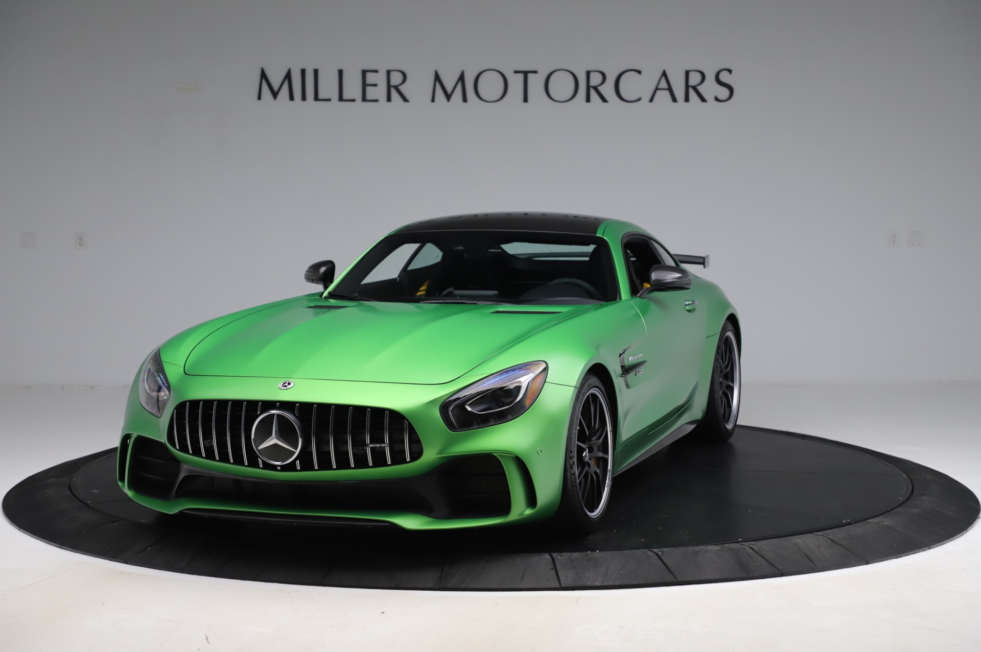 Used 2019 Mercedes-Benz AMG GT R for sale $155,900 at Maserati of Westport in Westport CT 06880 1