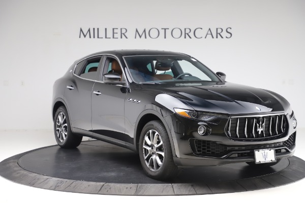 Used 2017 Maserati Levante Q4 for sale $51,900 at Maserati of Westport in Westport CT 06880 12