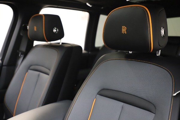 Used 2019 Rolls-Royce Cullinan Base for sale $349,900 at Maserati of Westport in Westport CT 06880 10