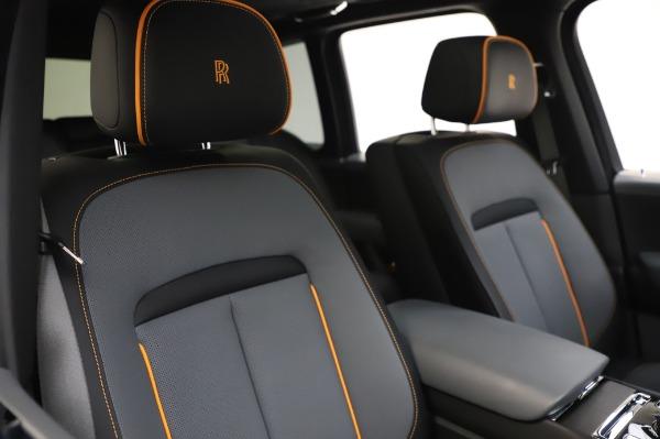 Used 2019 Rolls-Royce Cullinan Base for sale $349,900 at Maserati of Westport in Westport CT 06880 11