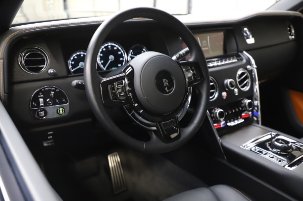 Used 2019 Rolls-Royce Cullinan Base for sale $349,900 at Maserati of Westport in Westport CT 06880 12
