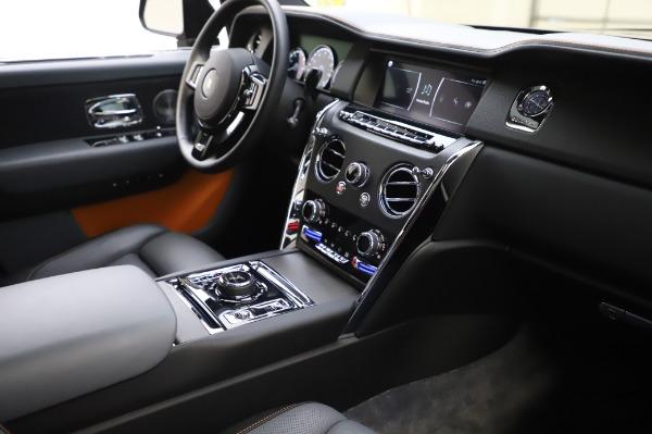 Used 2019 Rolls-Royce Cullinan Base for sale $349,900 at Maserati of Westport in Westport CT 06880 13