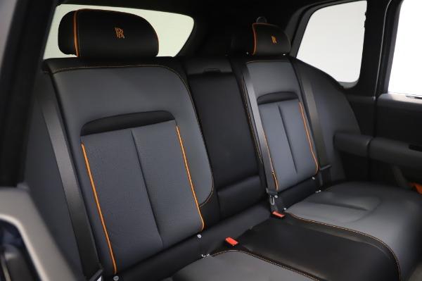 Used 2019 Rolls-Royce Cullinan Base for sale $349,900 at Maserati of Westport in Westport CT 06880 14