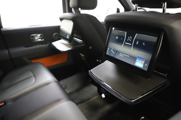 Used 2019 Rolls-Royce Cullinan Base for sale $349,900 at Maserati of Westport in Westport CT 06880 17