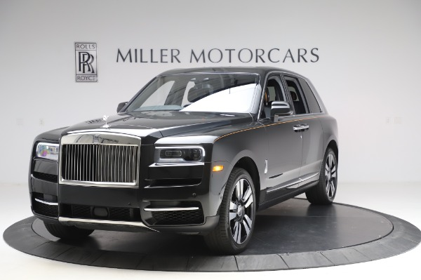 Used 2019 Rolls-Royce Cullinan Base for sale $349,900 at Maserati of Westport in Westport CT 06880 1