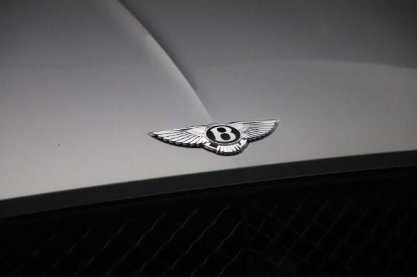 New 2020 Bentley Continental GT V8 First Edition for sale Call for price at Maserati of Westport in Westport CT 06880 14