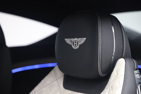 New 2020 Bentley Continental GT V8 First Edition for sale Call for price at Maserati of Westport in Westport CT 06880 23