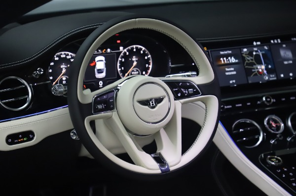 New 2020 Bentley Continental GT V8 First Edition for sale Call for price at Maserati of Westport in Westport CT 06880 24