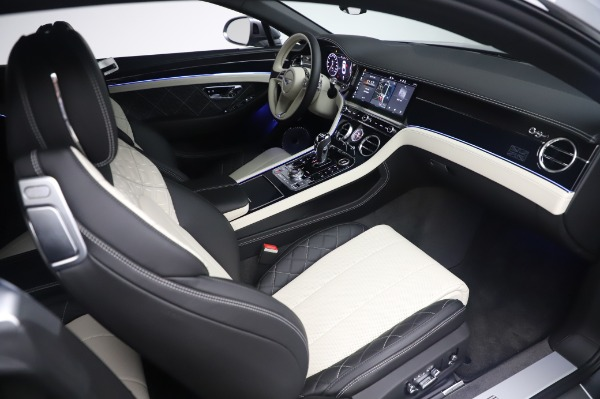 New 2020 Bentley Continental GT V8 First Edition for sale Call for price at Maserati of Westport in Westport CT 06880 27