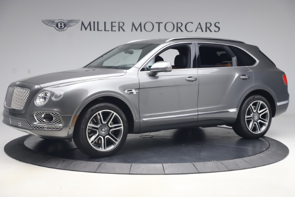 Used 2018 Bentley Bentayga Activity Edition for sale Sold at Maserati of Westport in Westport CT 06880 2
