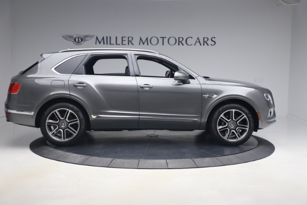 Used 2018 Bentley Bentayga Activity Edition for sale Sold at Maserati of Westport in Westport CT 06880 9