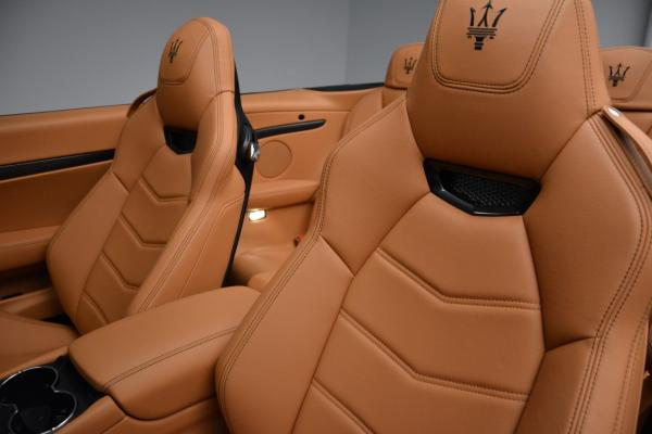 New 2016 Maserati GranTurismo MC for sale Sold at Maserati of Westport in Westport CT 06880 23