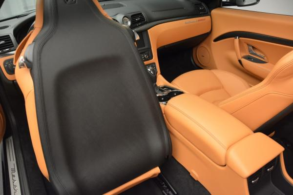 New 2016 Maserati GranTurismo MC for sale Sold at Maserati of Westport in Westport CT 06880 25