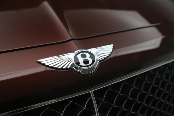 Used 2020 Bentley Bentayga V8 for sale $186,900 at Maserati of Westport in Westport CT 06880 14