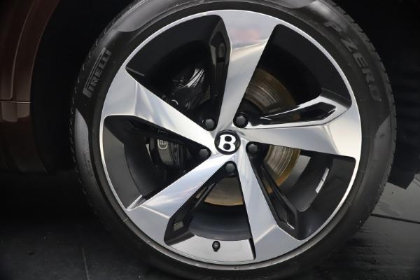 Used 2020 Bentley Bentayga V8 for sale $186,900 at Maserati of Westport in Westport CT 06880 15