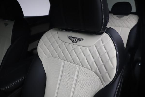 Used 2020 Bentley Bentayga V8 for sale $186,900 at Maserati of Westport in Westport CT 06880 20