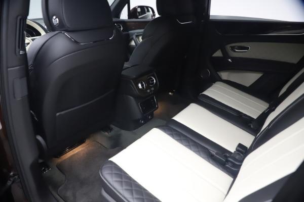 Used 2020 Bentley Bentayga V8 for sale $186,900 at Maserati of Westport in Westport CT 06880 21