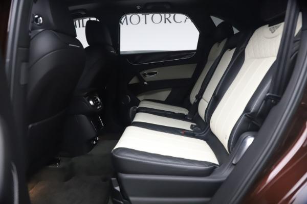 Used 2020 Bentley Bentayga V8 for sale $186,900 at Maserati of Westport in Westport CT 06880 22