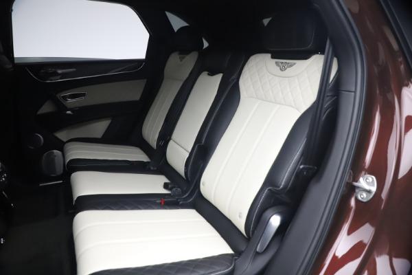 Used 2020 Bentley Bentayga V8 for sale $186,900 at Maserati of Westport in Westport CT 06880 23