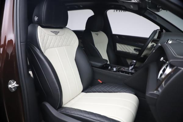 Used 2020 Bentley Bentayga V8 for sale $186,900 at Maserati of Westport in Westport CT 06880 27