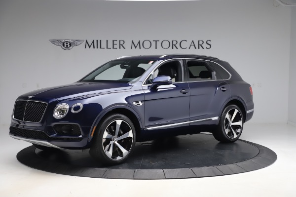 Used 2020 Bentley Bentayga V8 for sale Call for price at Maserati of Westport in Westport CT 06880 2
