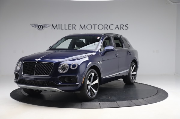 Used 2020 Bentley Bentayga V8 for sale Call for price at Maserati of Westport in Westport CT 06880 1