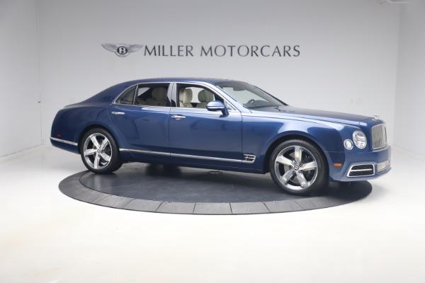 Used 2020 Bentley Mulsanne Speed for sale $269,900 at Maserati of Westport in Westport CT 06880 10