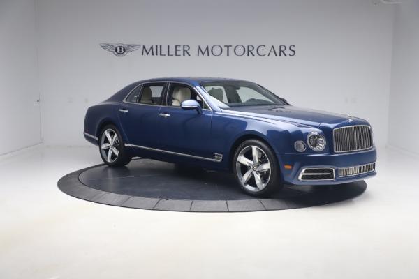 Used 2020 Bentley Mulsanne Speed for sale $269,900 at Maserati of Westport in Westport CT 06880 11