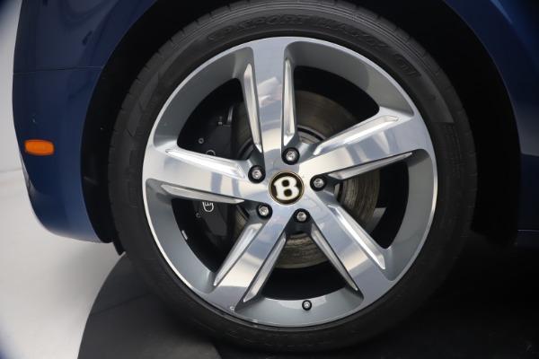 Used 2020 Bentley Mulsanne Speed for sale $269,900 at Maserati of Westport in Westport CT 06880 15